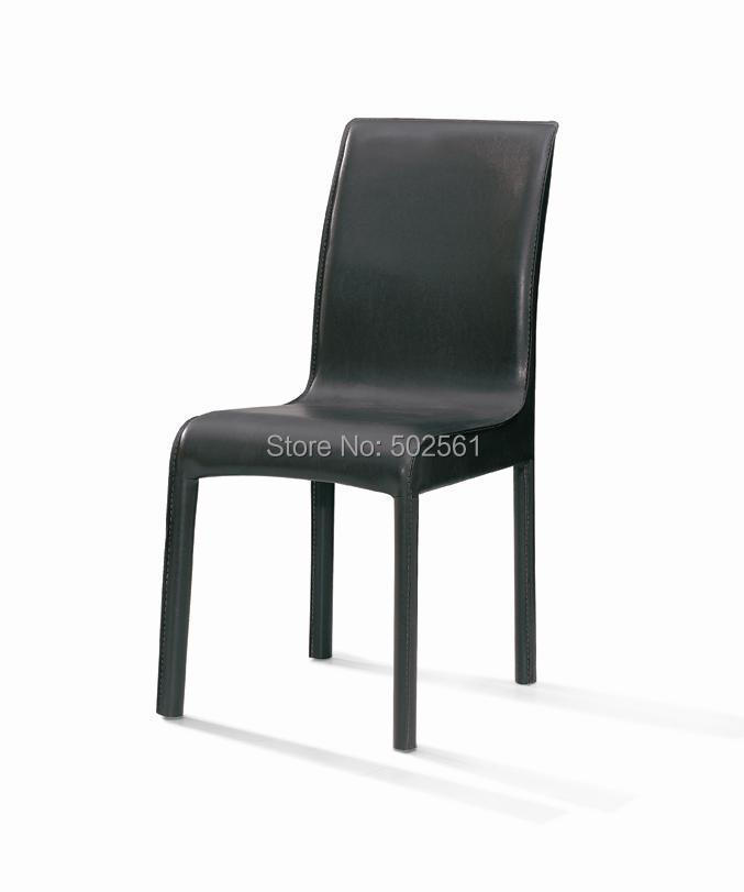 2014 new modern PU dining chair cheap popular furniture(China (Mainland))