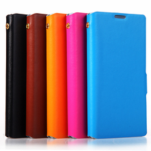 Genuine Brand New Doormoon Original Flip Leather Case Cover Skin For Huawei Honor 3C H30-T00 10pcs/Lot
