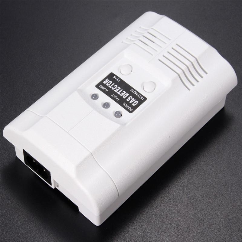 Security Safely Carbon Monoxide Gas Alarm Smoke Sensor Leak Detector<br><br>Aliexpress