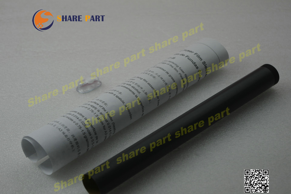 Share Part- Genuine quality OEM New Fuser film RG5-5570-Film with grease for HP2420 2200 2300 P3005 M3035(China (Mainland))