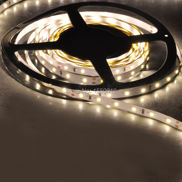 Big discount 5 meters high bright 300LED led strip light(China (Mainland))