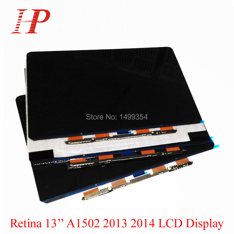 "For MacBook Pro 13"" A1502 ME864 ME865 ME866 LED Display/ LCD Panel / Screen LP133WQ1-SJEV LSN133DL02-A02 To 2013 Year(China (Mainland))"