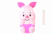 3D Cute Piglet Phone Silicone soft Case Cover Sony Xperia M4 Aqua - @Qi Yun mobile phone accessories flagship store
