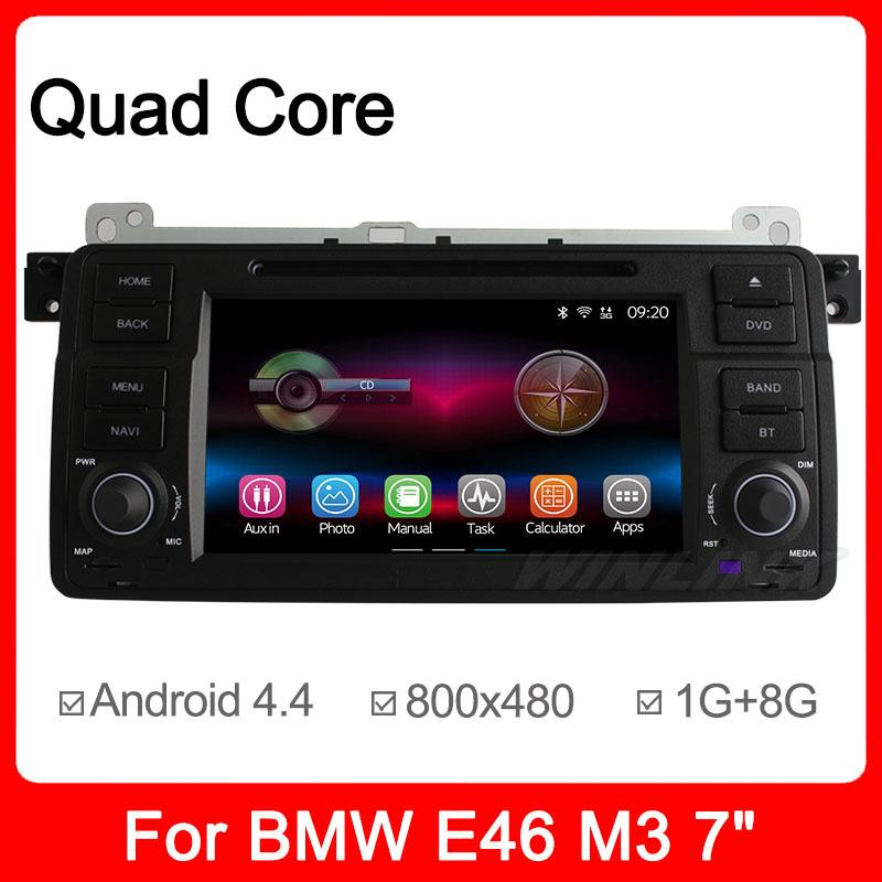 Ownice C200 Android 4.4.2 Car PC DVD for BMW E46 M3 MG ZT Rover 75 with 4 Core GPS Radio Built-in WiFi Support OBD TPMS DVR(China (Mainland))