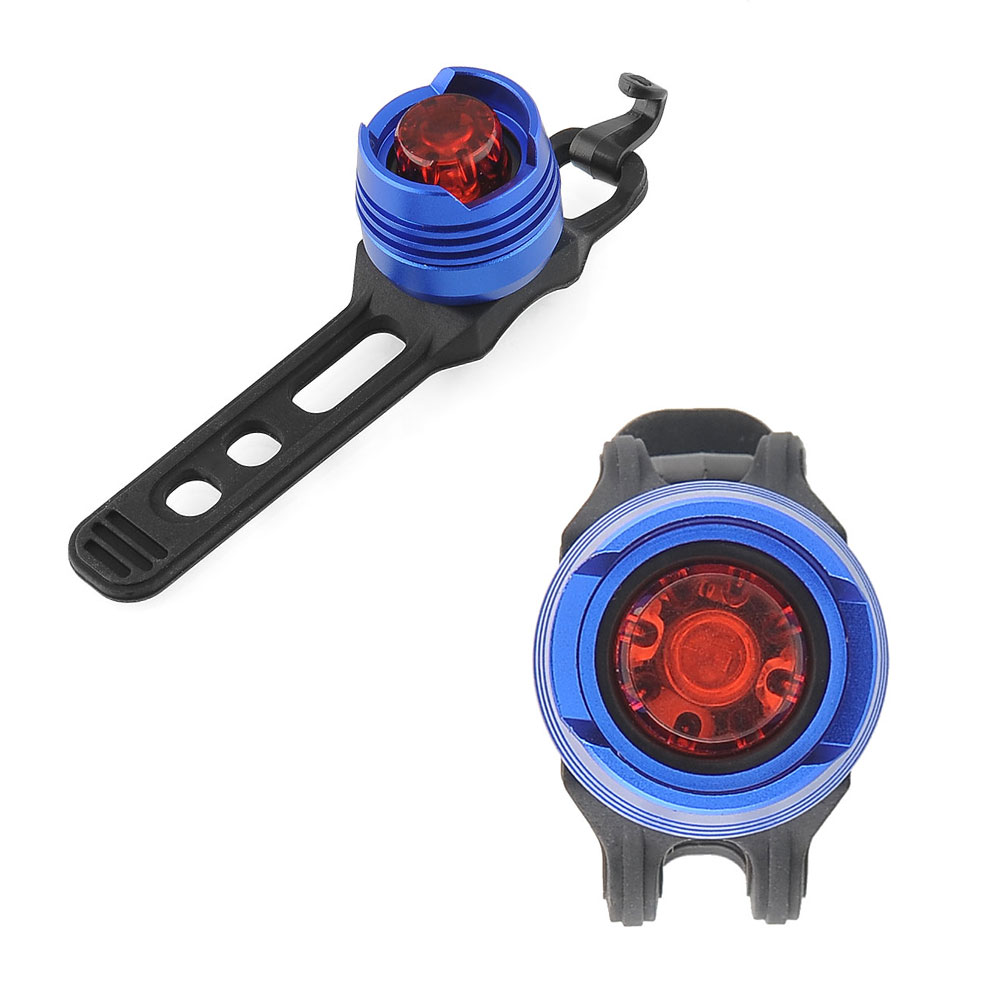 3 Modes Bicycle Cycling Red LED Tail light Lamp Super Bright Taillight flashing Rear BMX Waterproof Quick Release<br><br>Aliexpress