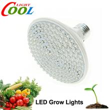 LED Grow Light AC220V 2W 5W 7W E27 Red Blue LED Plant Growth Light for Indoor Plants or Aquarium.(China (Mainland))