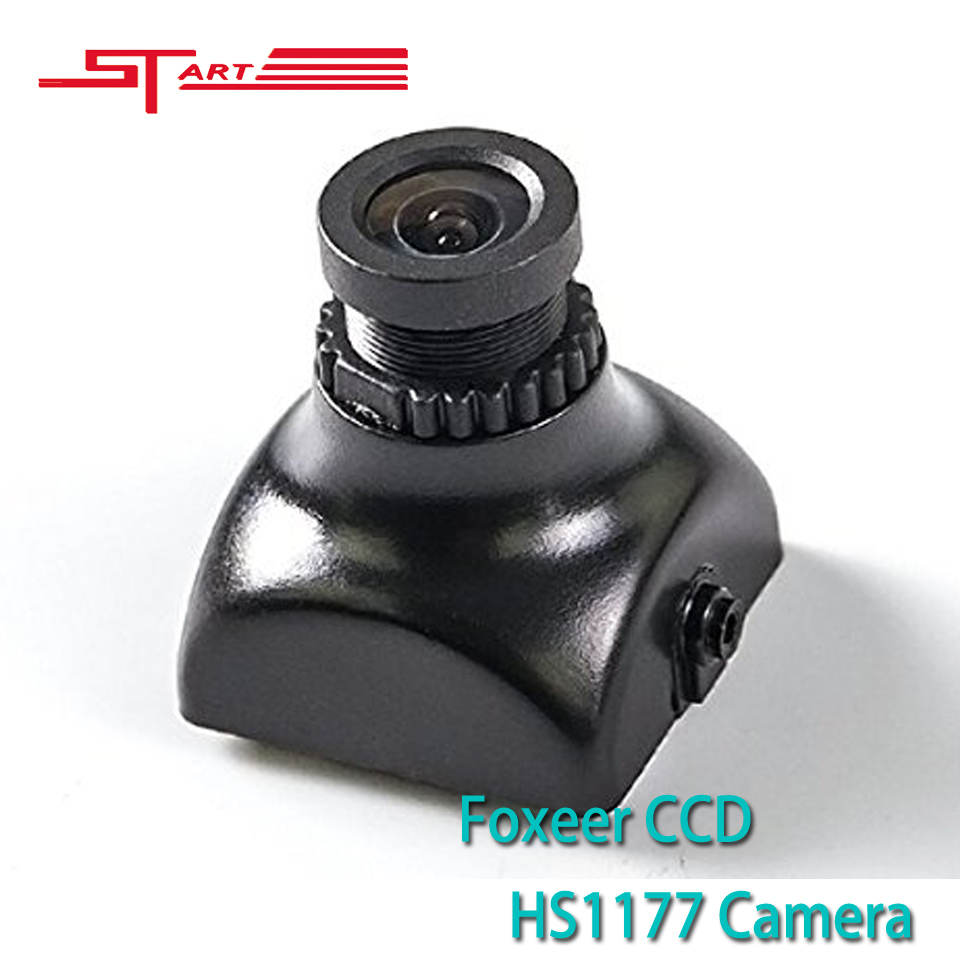 Newest FOXEER XAT600M MINI FPV CAM HS1177 CCD Camera 600TVL with 2.8mm Lens Plastic Case for Aerial Photography Fast Shipping(China (Mainland))