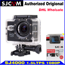 10pcs SJCAM SJ4000 SJ 4000 Waterproof Action Camera 1080P Full HD Sport DV Camcorder DVR