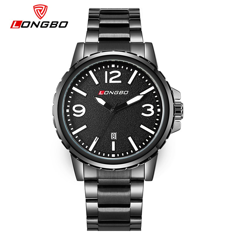 LONGBO Luxury Casual China Dress Watches Men Watches Analog Military Quartz Watch Male Wristwatches Date Relogio Masculino Clock(China (Mainland))