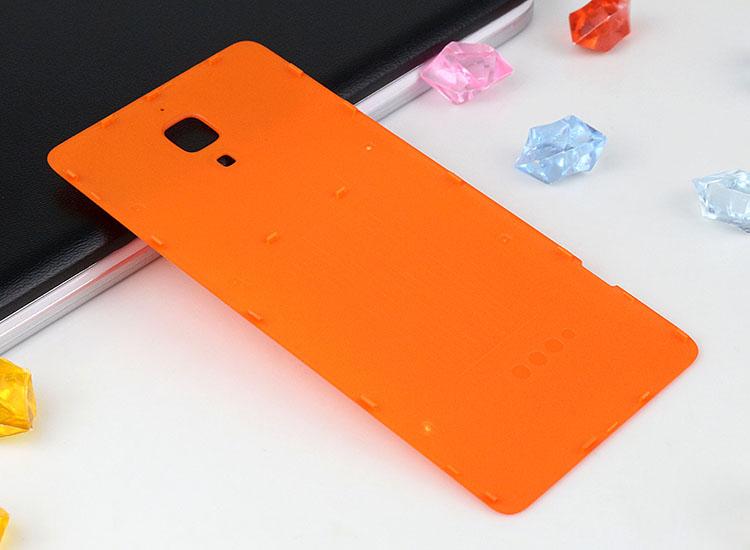 For Xiaomi Mi4 M4 Mi 4 M 4 Back Battery door Cover case for Xiaomi Mi4 plastic Case Housing Door Replacement Spare Parts