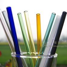 Handmade Healthy Glass Straw