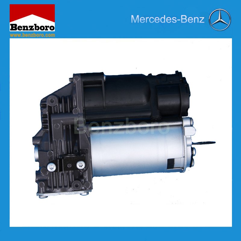 Genuine oem airmatic air suspension compressor for for Air suspension compressor mercedes benz