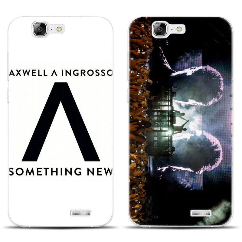 H036 Axwell Ingrosso Transparent Hard Thin Skin Case Cover For Huawei P 6 7 8 9 10 Lite Plus Honor 6 7 8 4C 4X G7