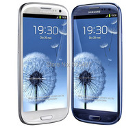 Original Refurbished Unlocked Samsung Galaxy S3  I9300 SIII Android OS  4.8''  8.0MP 16GB ROM GSM/WCDMA