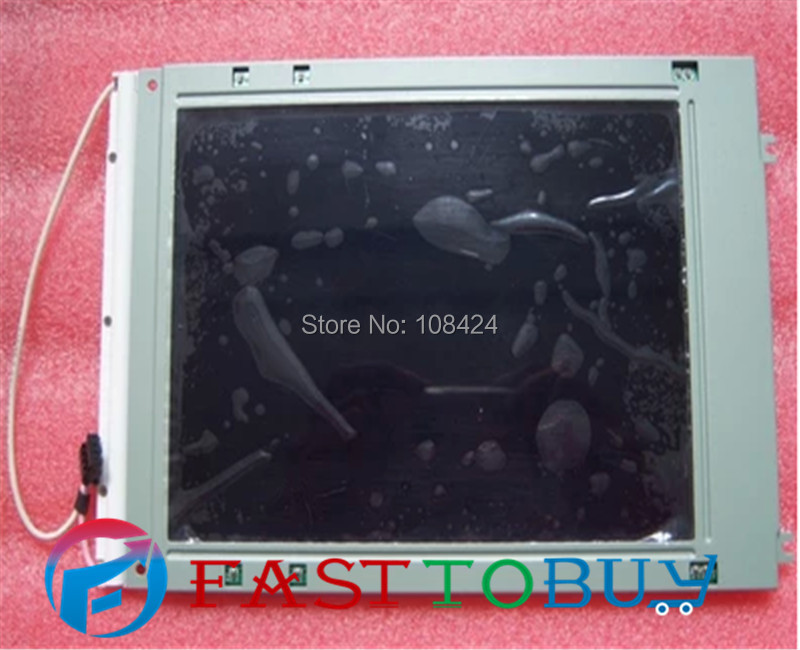 NEW LM64P101 LM64P10 LM64P101R 7.4-INCH SHARP LCD PANEL 640*480 for Injection molding machine New&original(China (Mainland))