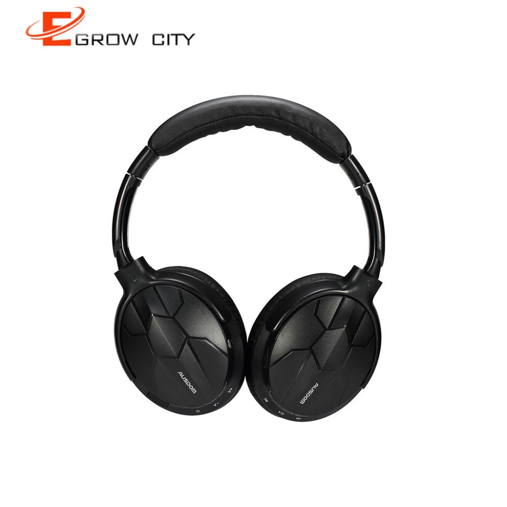 Original AUSDOM M04 Spider Bluetooth earphone V3.0 wireless headphone 400mAh capacity comfortable design with microphone(China (Mainland))