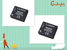 2PCS CGA-S007E CGA S007E S007 S007A BCD10 Camera Battery for Panasonic DMC TZ1 TZ2 TZ3 TZ4 TZ5 TZ50 TZ15 Batteries celular(China (Mainland))