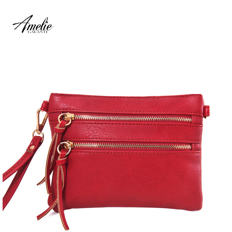 Amelie galanti 2016 new fashion bags women leather handbags Shoulder small bag women Messenger Bag freeshipping(China (Mainland))