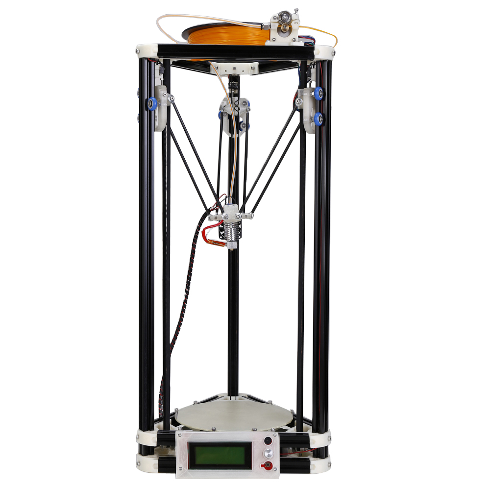 2015 New Arrive High Quality Diy 3d Printer Delta Kit With