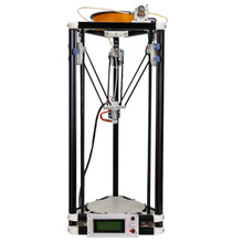 2015 new arrive high quality diy 3d printer delta kit with one roll filament free
