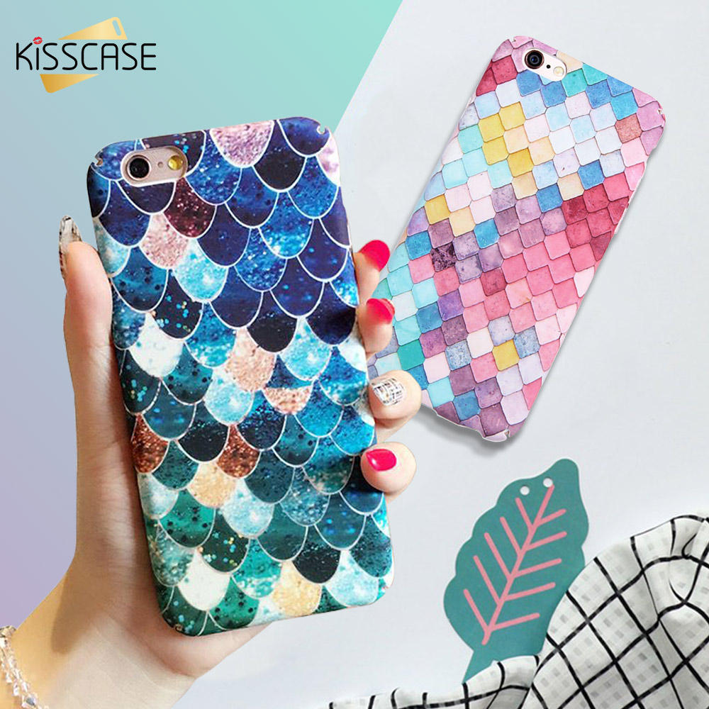 3D Mermaid Case For iPhone 5 5s 6 6s 7 7 Plus Cases For Samsung Galaxy A3 A5 S7 S7 Edge For Xiaomi Mi5 Huawei P9 P9 Plus Cover(China (Mainland))