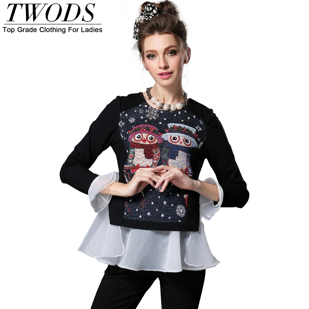 Wholesale Peplum Blouse 8