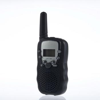 2 Pcs 0.5W UHF Auto Multi-Channels 2-Way Radios Walkie Talkie interphone T-388