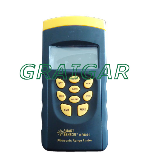 Ultrasonic range finder AR841,Free shipping by fedex,ems,dhl,tnt,ups expresses<br><br>Aliexpress