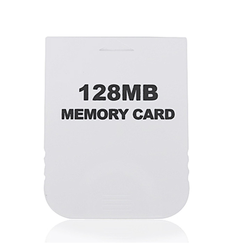 2016Newest High Quality 128MB Memory Storage Card Saver For Nintendo For Wii For GameCube For NGC Xmas Gift(China (Mainland))