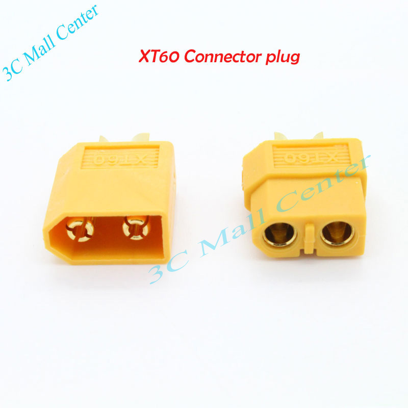Free shipping !!! 5pair /lot XT60 Connector plug Male / Female for Battery quadcopter multicopter(China (Mainland))