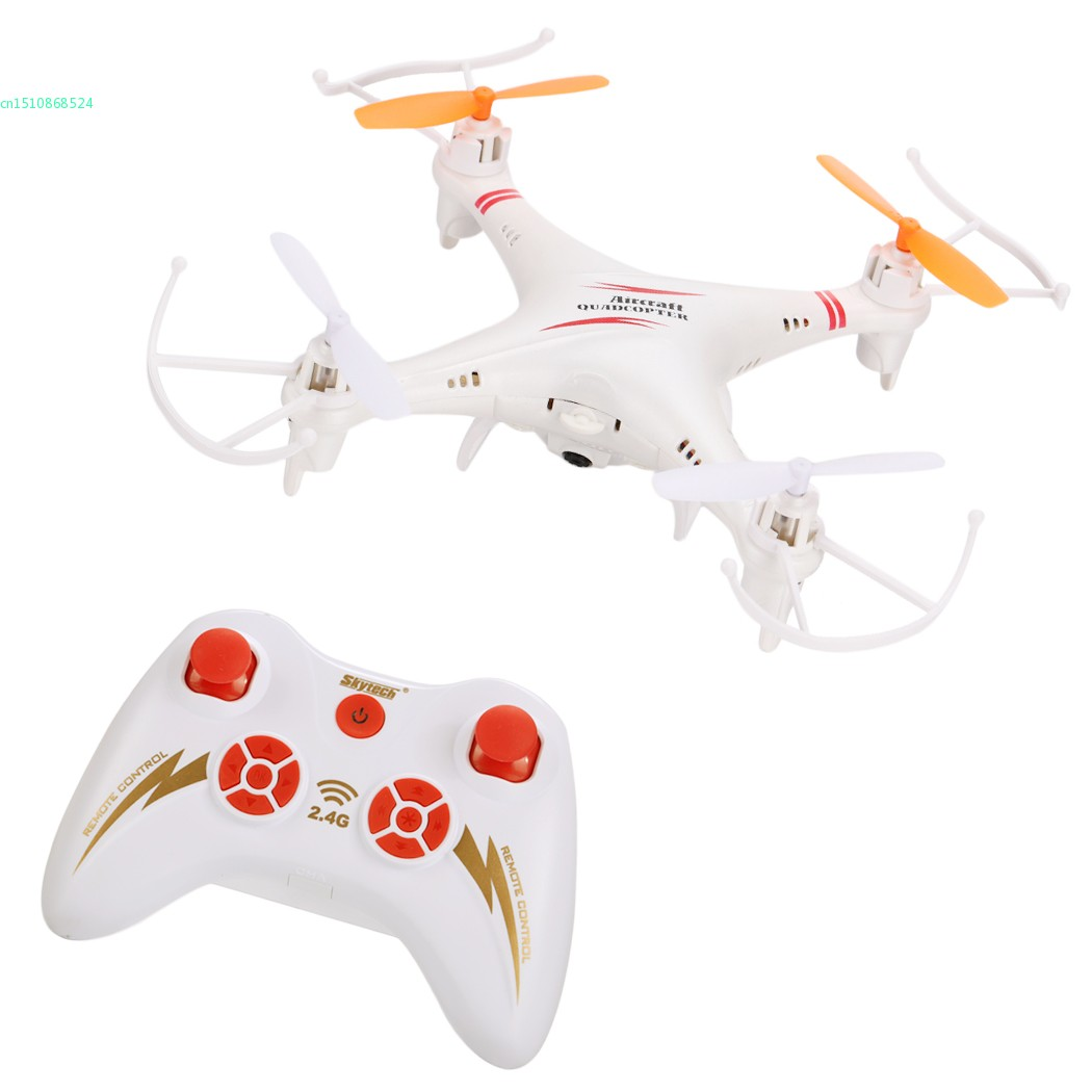 Skytech New M62R Camera 6-Axis Gyro Drone Mini 4CH 2.4Ghz RC Helicopter Aircraft Quadcopter White 66<br><br>Aliexpress