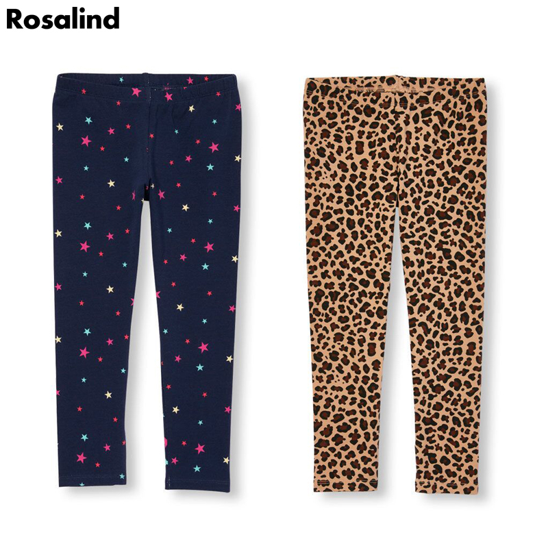 2016 New arrival girls leggings baby harem pants kids leggings star print girls pants slim leopard girls clothes pencil trousers(China (Mainland))