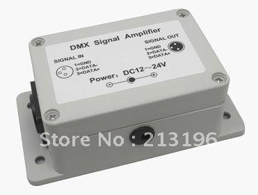 DHL Led DMX512 signal amplifier/Led repeater - Light&Lighting store