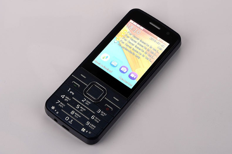 image for SERVO V9500 Four Quad SIM Cards 4 Sim Cards 4 Standby Single Camera 2.