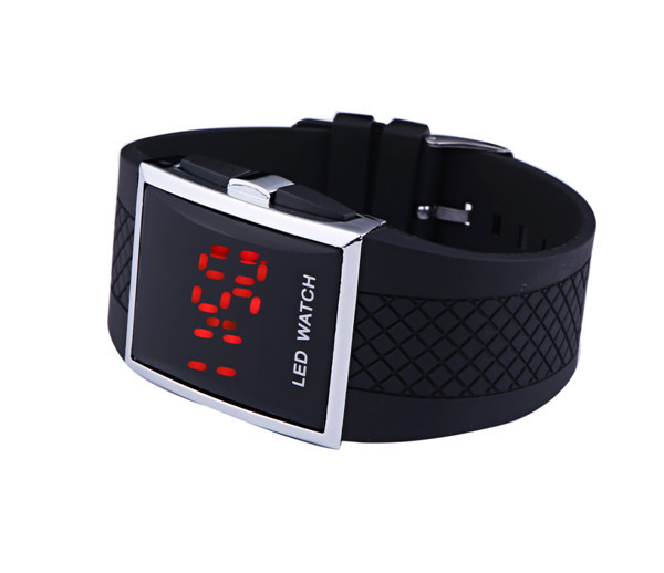 compare prices on lucky brand mens watches online shopping buy 2016 fashion new brand of digital led men s women s sports watch men women watch