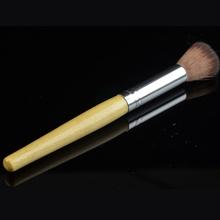 1 PCS High Quality Brush High-grade solid wood high light brush Foundation Makeup Tool Free Shipping