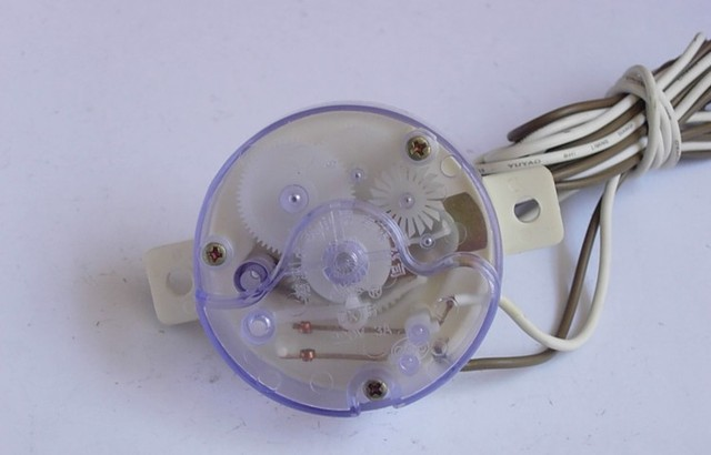 Washing Machine Timer For Dewatering AC 220V 1.5A 50Hz + AC 1500V 50Hz 1min