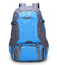 Новый 2016 водонепроницаемой наружной походы рюкзак отдых mochila путешествия рюкзак альпинизм чемоданчик для женщины мужчины