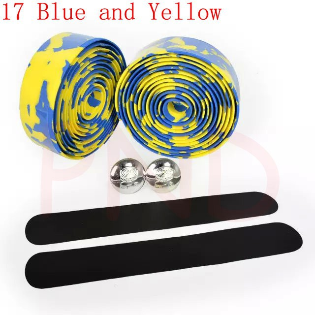 17 Blue and Yellow