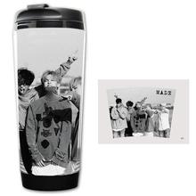 Buy Kpop Star Ulzzang drinkware goods BIGBANG Korean style image coffee cup tea GDragon TOP Daesung TaeYang SeungRi bts exo k-pop for $9.89 in AliExpress store