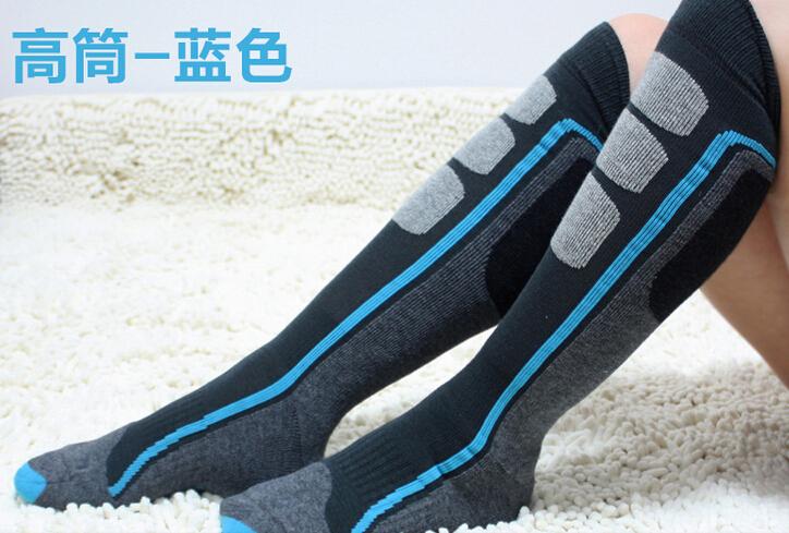 Free shipping winter socks snowboard , cheap keep warm women men ski socks best seller thermal thicken Skiing cycling socks(China (Mainland))