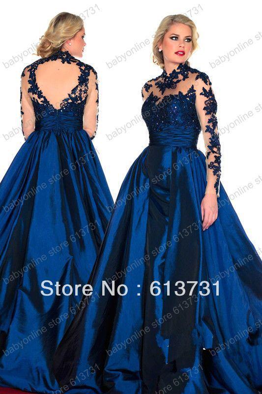 long dresses : long sleeve prom dresses blue long sleeve prom