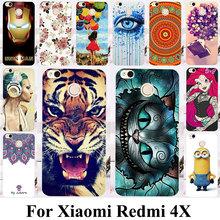 Buy Cell Phone Cases Xiaomi Redmi 4X Covers Redmi4x Soft TPU Silicon Hard Plastic Housing Bags Xiaomi Redmi 4X Case Cover for $1.66 in AliExpress store