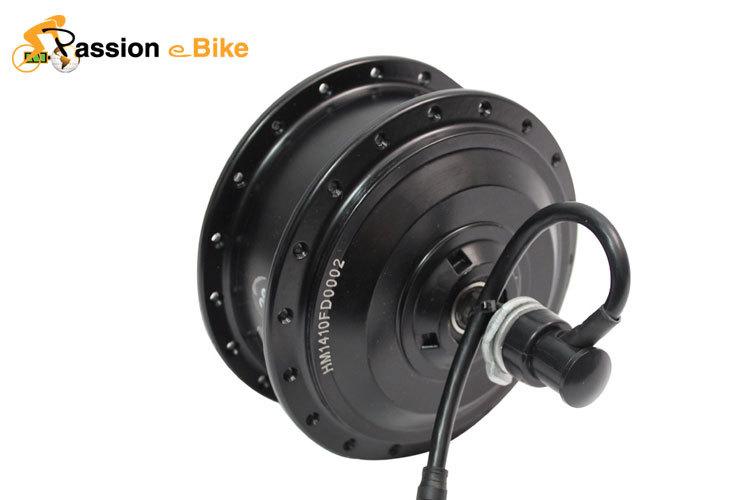 Buy cheap ebike wheel front motor 48v 1000w ebike front for Electric bike rear hub motor