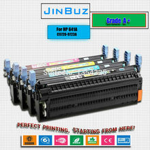 4PC/Lot Compatible color toner For HP