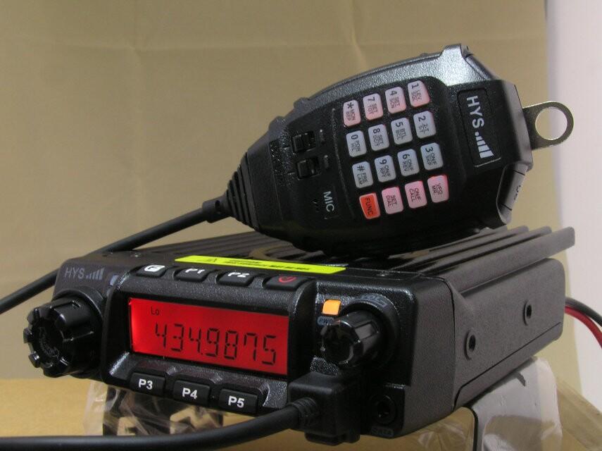 136-174Mhz or 400-490mhz Portable FM mobile radio Transceiver ham car radio(China (Mainland))