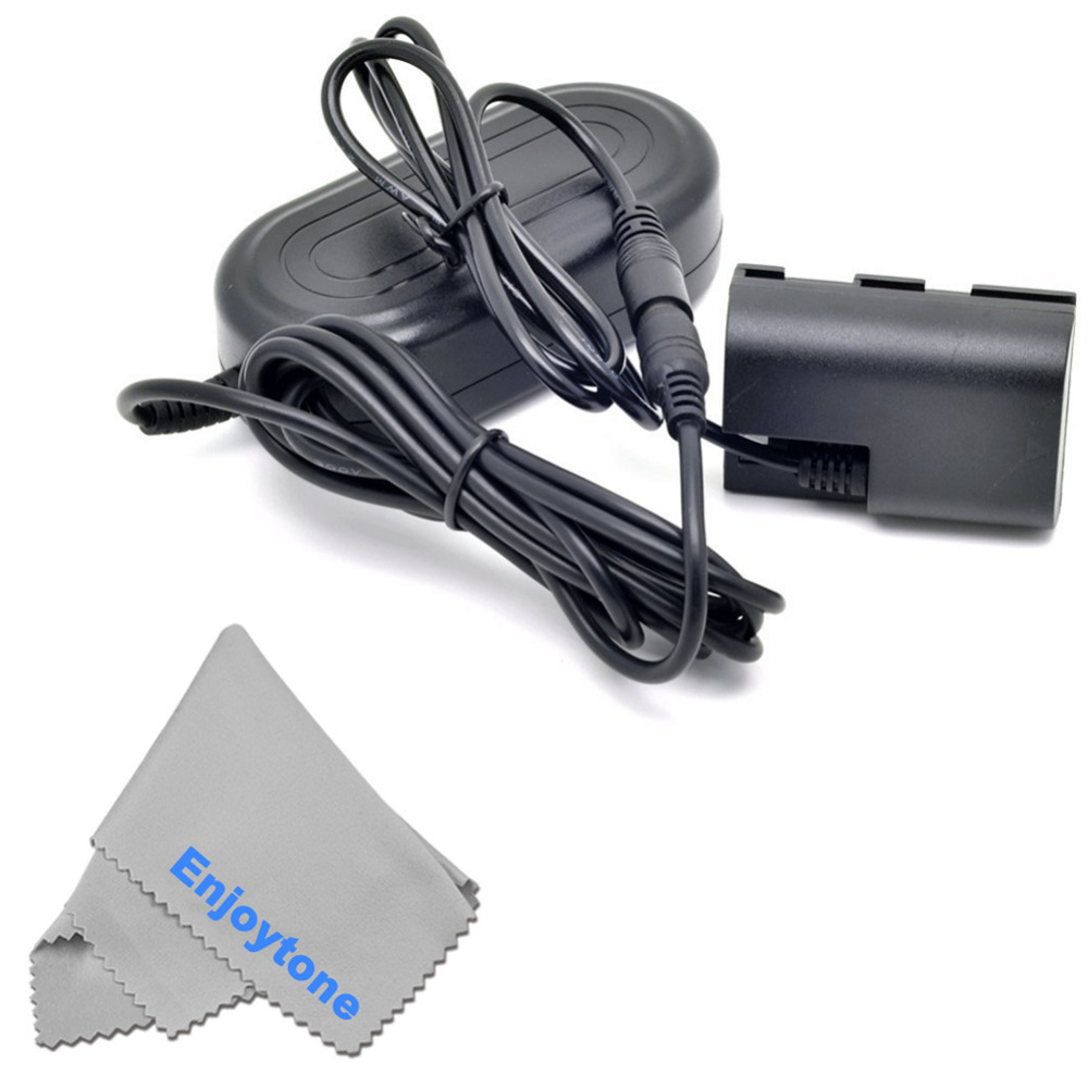 Fomito ACK-E6 AC Power Supply Adapter for Canon EOS 7D 5D MARK II,III 7D 5D 10F 20D 20DA 30D 40D 50D 350D camera(China (Mainland))