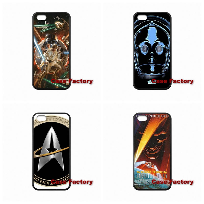 Star Trek Communicator de moda For Samsung S4 S5 S6 Active Win S Duos2 BlackBerry 8520 9700 9900 Z10 Q10 mobile case(China (Mainland))