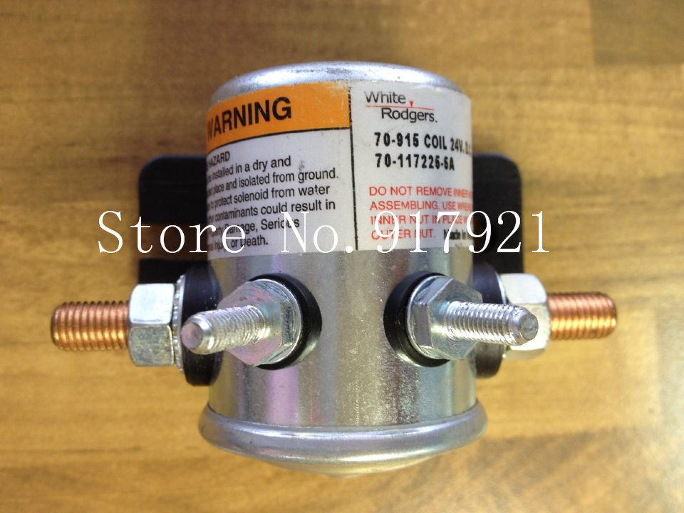 [ZOB] The original White Rodgers 7-915COIL 24VDC 70-117225-5A America Industrial relay(China (Mainland))