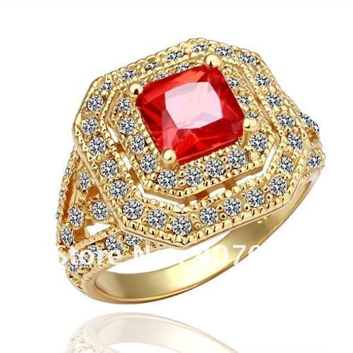 Rings Jewellery Fashion Design Wedding Jewelry Crystal Engagement Ring